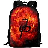 Otpo Jake Paul It's Everyday Bro Fashion Backpack School Daypacks For Unisex