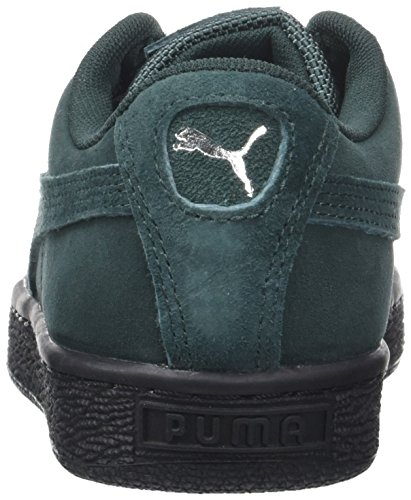 Basses Classic Gables Green Suede Mixte Weatherproof Vert Sneakers Puma Adulte Black wI4Zqa