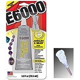 Colle E-6000 Jewelry & Bead 29.5 ml et 4 embouts de précision
