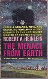 Menace from Earth, Robert A. Heinlein, 0451098706