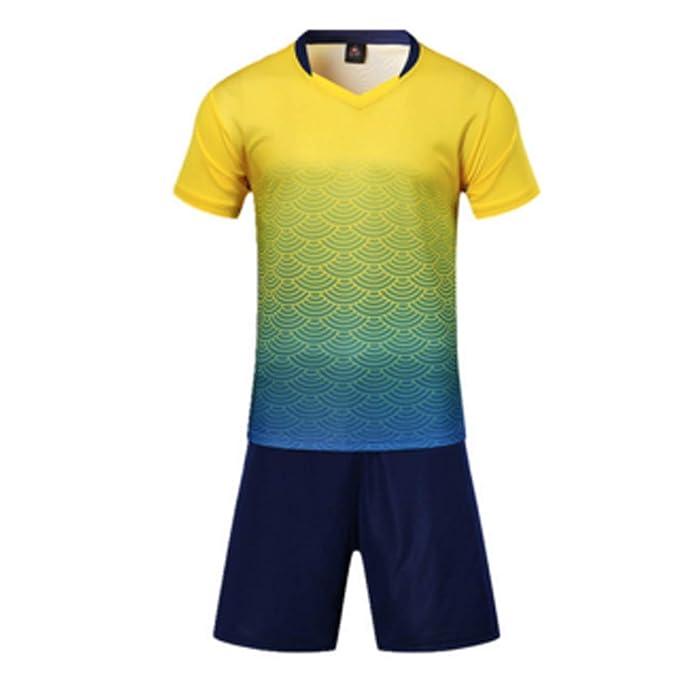 Inlefen Fútbol atlético Hombres y Mujeres fútbol formación Deporte Conjunto Sudaderas y Shorts: Amazon.es: Ropa y accesorios