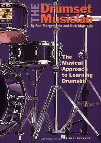 The Drumset Musician by Mattingly, Rick, Morgenstein, Rod unknown Edition [Paperback(1997)]