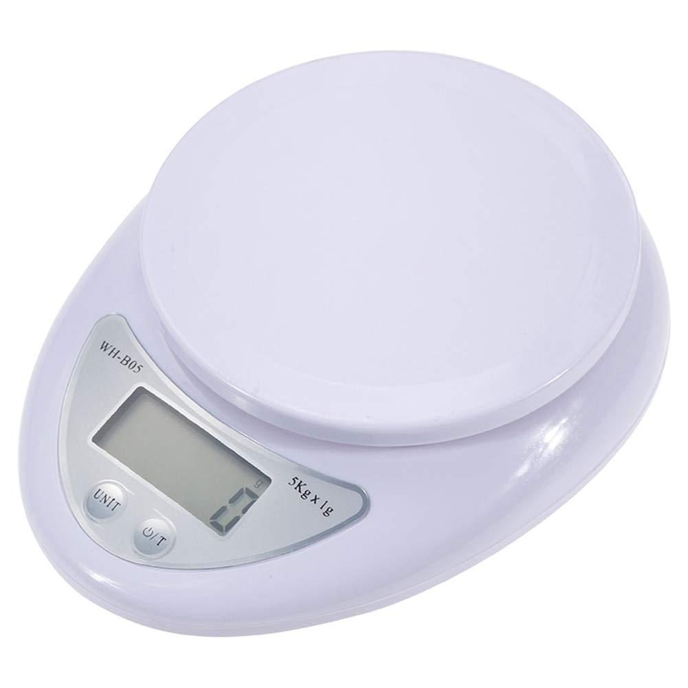 HZP 5kg 1g Strumento di Misurazione del Peso Dellalimento del Ristorante della Cucina della Bilancia Elettronica Principale Digitale Precisa della Cucina