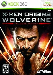 X-Men Origins: Wolverine - Uncaged Edition - Xbox 360