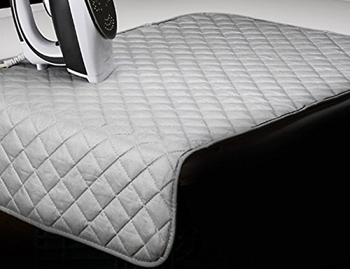 Houseables Ironing Blanket Magnetic Mat Laundry Pad