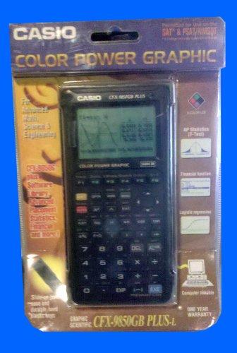 Casio Color Power Graphic Calculator by Casio