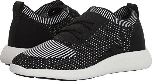 ALDO Women's PORTORFORD Sneaker, Black, 6 B US (6 Aldo Size)