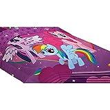 Hasbro My Little Pony Equestria Girls Twin Comforter (Reversible 2 in 1)