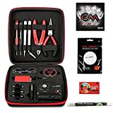 v2 coil - Coil Master 100% Authentic DIY Kit V3 Tool Set for Home and Jewelry Repairs with Latest Coil Jig (V4)/Updated 521 Tab Mini V2 Ohm Reader/Tweezers/Heat Resistant Wire/Exclusive LifeMods Bundle Edition
