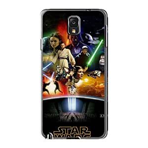 Icase88 Samsung Galaxy Note 3 Protective Cell-phone Hard Cover Customized Attractive Star Wars Anthology Series [EnF88atDv]
