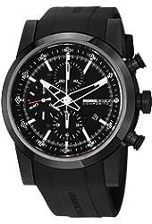 MomoDesign Composito Men's Black PVD Titanium Automatic Chronograph Watch MD280BK-01BKBK-RB