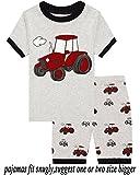 Babyroom Boys Pajamas Toddler Snug Fit Pjs Summer Crocodile Sleepwear Clothes Shirt 24M