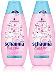 Schwarzkopf Schauma Fresh it Up Shampoo, 2er Pack (2 x 400 ml)