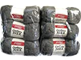 Couture Jazz Yarn, 6-Pack (Slate)