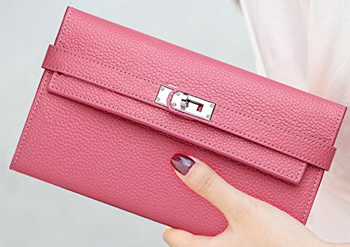 Longzibog Dual verstellbare Schultergurte und Hängeschlaufenband 2016 Neue Pink