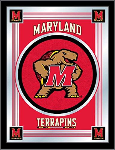 Maryland Terrapins Art Glass - 6