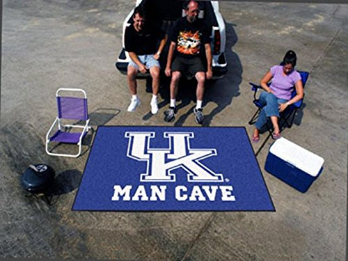 Wholesale FanMats University of Kentucky Man Cave UltiMat Rug 60x96, [Collegiate, U of Kentucky]