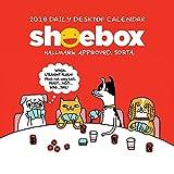 2018 Shoebox Daily Desk Calendar: Halmark Approved. Sorta.
