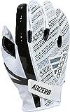 Adidas Adizero 5-star 6.0 Adult Football Receiver Gloves   amazon.com