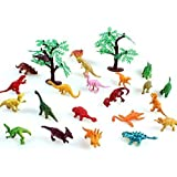 Vibgyor Vibes Pre Historic Dinosaurs Animals Figures Set
