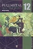 capa de Fullmetal Alchemist - Volume 12