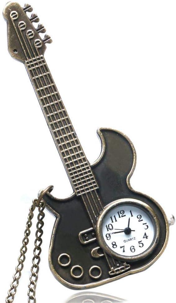 VIOPEX Reloj de Bolsillo Relojes Vintage Steampunk Bronce Antiguo ...