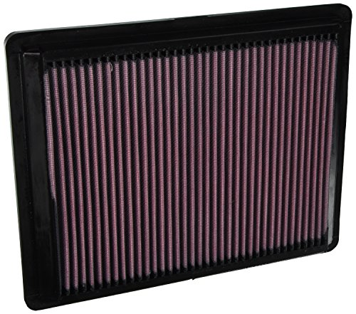 K&N 33-2289 High Performance Replacement Air Filter