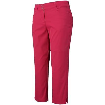 e13e8ec46c5d Amazon.com   adidas Golf Women s Essentials Lightweight Capri Pant ...