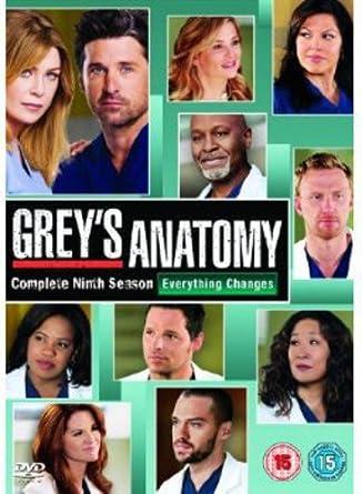 Grey\'s Anatomy - Season 9 [DVD]: Amazon.co.uk: Ellen Pompeo, Patrick ...
