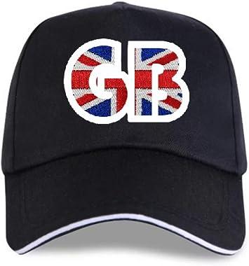 Ajuste Unisex Londres Bandera Británica Gran Bretaña Gb Bordado ...