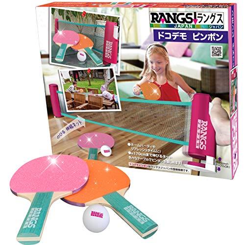 ラングスジャパン (RANGS) ラングス ドコデモピンポン 핑크 / Langs Japan (RANGS) Langs DokodemoPing Pong Pink