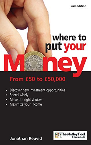 Download Where to Put Your Money: From GBP50 to GBP50,000 ebook