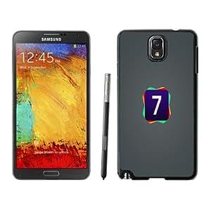 Beautiful Unique Designed Cover Case For Samsung Galaxy Note 3 N900A N900V N900P N900T With Ios 7 Logo Black Phone Case