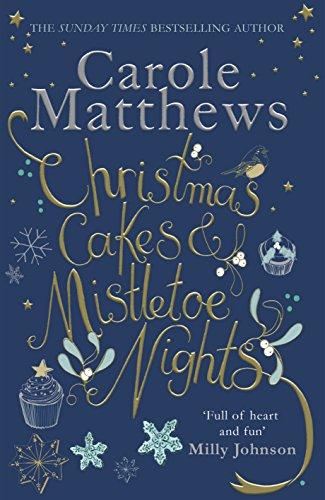 Christmas Cakes and Mistletoe - Christmas Cakes