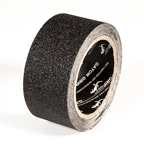 "Gator Grip: Anti-Slip Tape, 2"" x 15', Black"