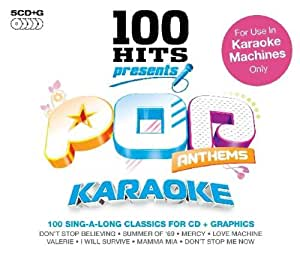 Pop Anthems Karaoke