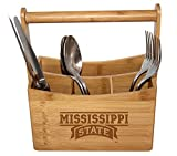 Mississippi State Bamboo Caddy