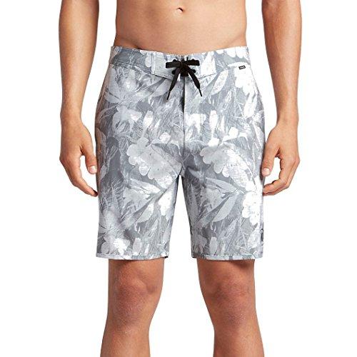 (Hurley Men's Beachside Gordon Hybrid Shorts (40, Cool)