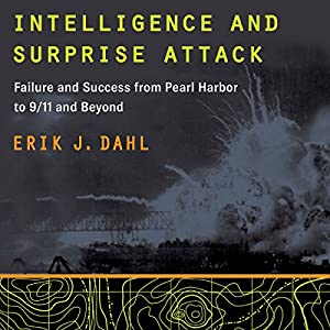 Intelligence and Surprise Attack Audiobook