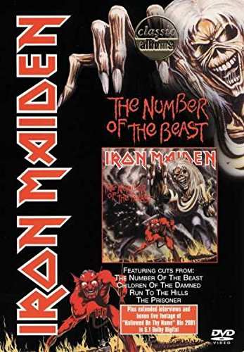 amazon co jp number of the beast dvd dvd ブルーレイ iron maiden