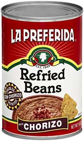 Beans: La Preferida Refried Beans