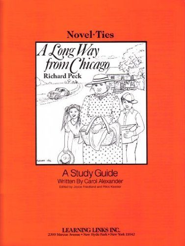 long way from chicago novel ties study guide book review and rh dogobooks com Long Way From Chicago Movie a long way from chicago study guide free