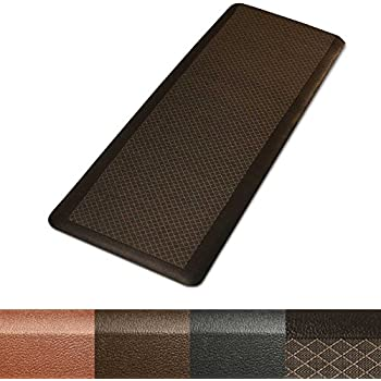 Amazon Com Amcomfy Kitchen Anti Fatigue Mat Comfort Floor