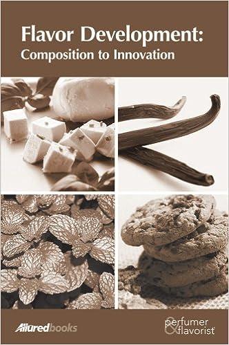 Amazon com: Flavor Development: Composition to Innovation