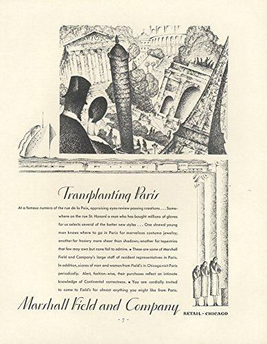 1930-ad-marshall-field-retail-department-store-paris-art-rue-do-la-paix-original-vintage-advertiseme