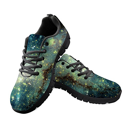 Galaxy Star Galaxy 5 FOR Sport Womens Sneakers up Running Lace U DESIGNS Shoes Lightweight Mens tEtqpU