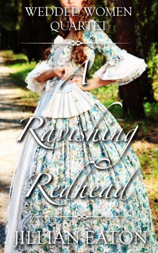 book cover of A Ravishing Redhead