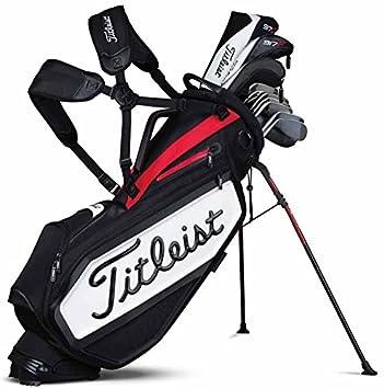 TITLEIST Tour Staff Stand Bolsa de Golf, Unisex Adulto ...
