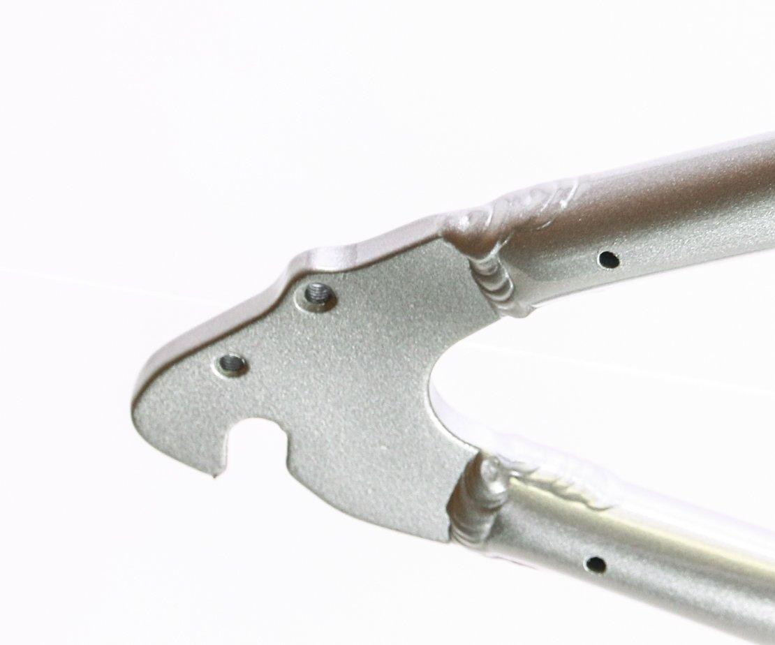 19'' MARIN LARKSPUR 700C Hybrid City Bike Frame Silver Aluminum NOS NEW by Marin (Image #4)