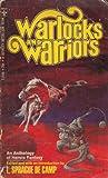 Warlock Warriors, L. Sprague de Camp, 0425019446
